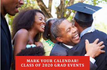 Class of 2020 Graduation Events