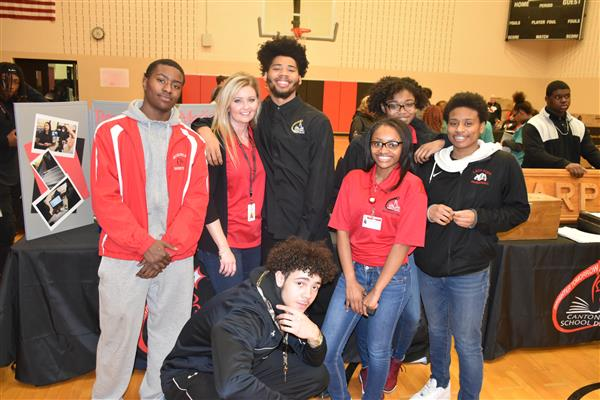 CAREER TECH PROGRAMS ON DISPLAY FOR MCKINLEY SOPHOMORES