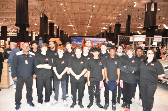 McKINLEY CTE EMBARKS ON NEW PARTNERSHIP WITH FORD