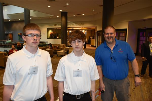 CCSD CAREER TECH ED STUDENTS COMPETE AT STATE SKILLS COMPETITION