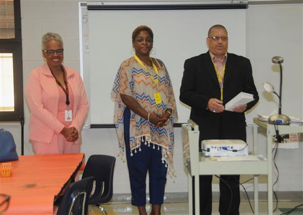 COMMUNITY PARTNER THANKS GIBBS TEACHERS