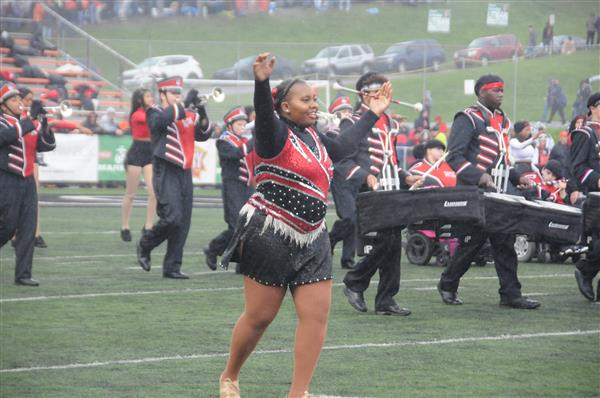 "PRIDE OF CANTON TO HOST ""McKINLEY TWIRLER FOR A DAY"""