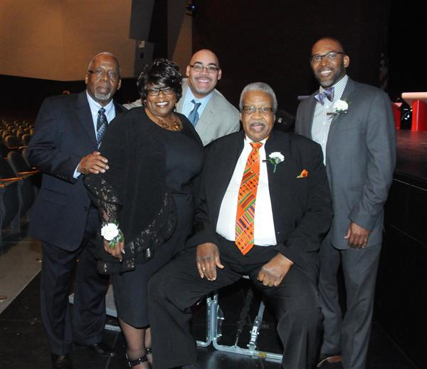 CCSD HONORS SIX AT BLACK HISTORY MONTH CELEBRATION