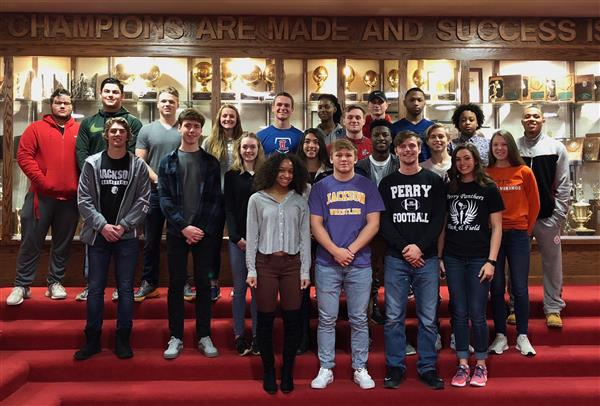 McKINLEY HOSTS FEDERAL LEAGUE STUDENT EXCHANGE