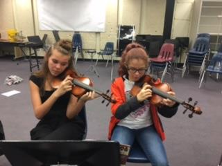 STRINGS ORCHESTRA INTRODUCED TO MIDDLE SCHOOLS FOR 2017