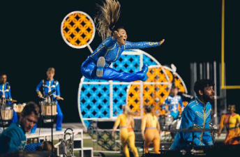 CCSD partners with Bluecoats to offer free music education