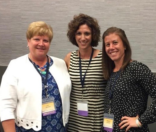 DUEBER PBIS TEAM SHINES AT NATIONAL CONFERENCE