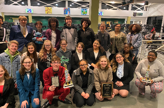 McKINLEY SPEECH AND DEBATE HAS OUTSTANDING WEEKEND AT NATIONAL QUALIFYING TOURNAMENT