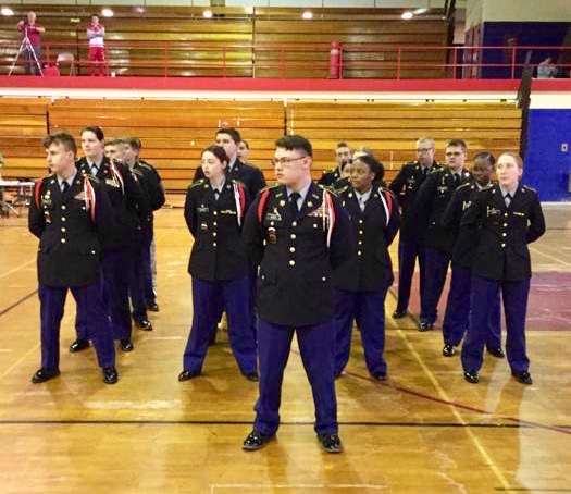 McKINLEY ROTC PERFORMS WELL AT LINCOLN WEST CLASSIC