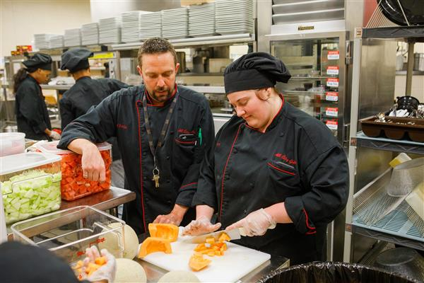 McKINLEY CULINARY ARTS PROGRAM EARNS HONOR